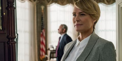 'House of Cards': Claire Underwood and Frank Underwood