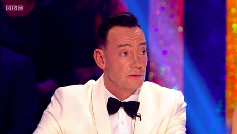 Strictly Come Dancing week 3 - Craig Revel Horwood