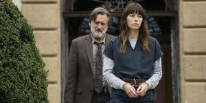 Sinner with Jessica Biel and Bill Pullman