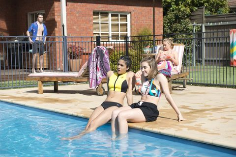 Neighbours spoilers – Piper Willis nearly drowns in shock scenes