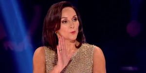 Shirley Ballas on Stritcly Come Dancing