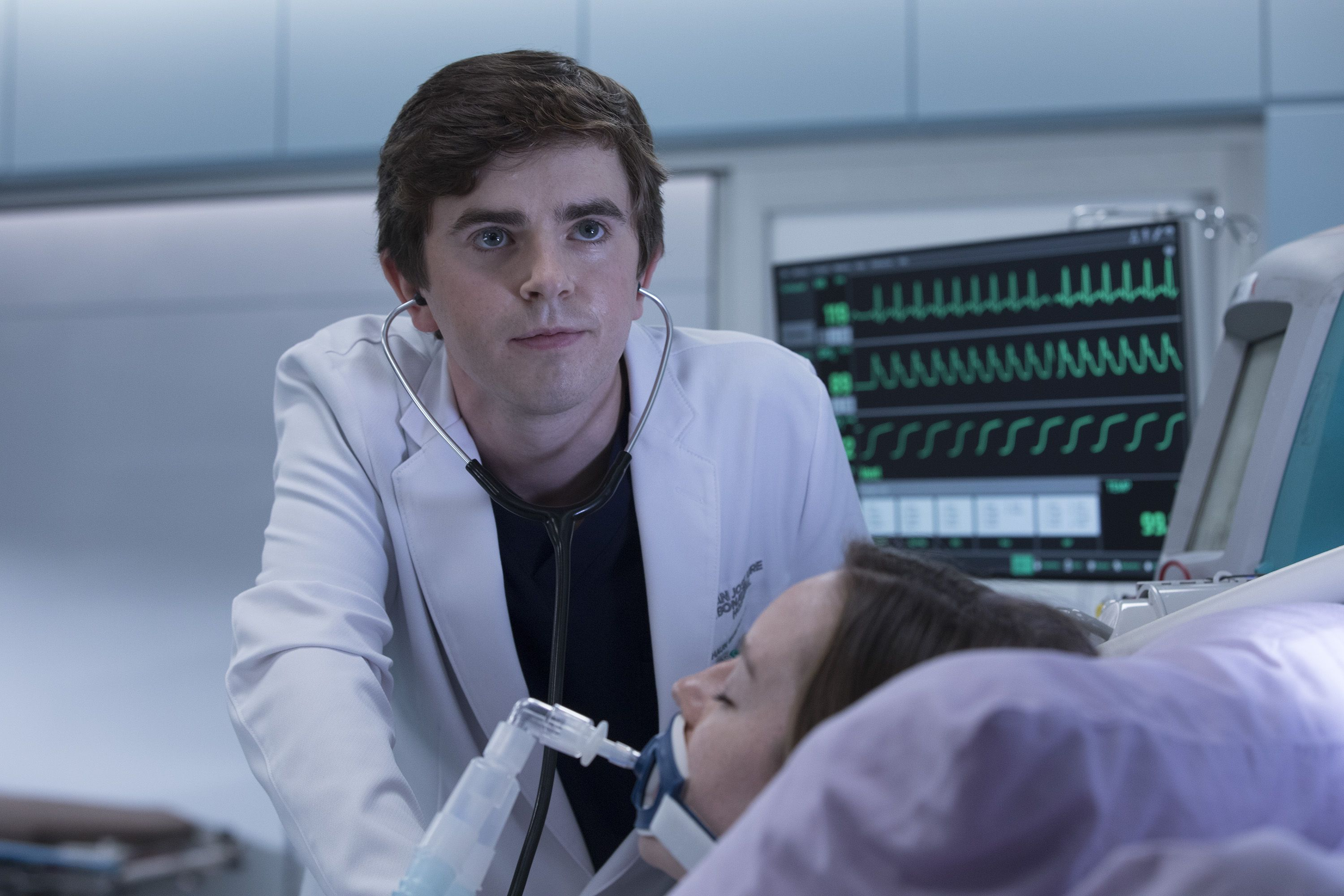 The Good Doctor is getting a second season