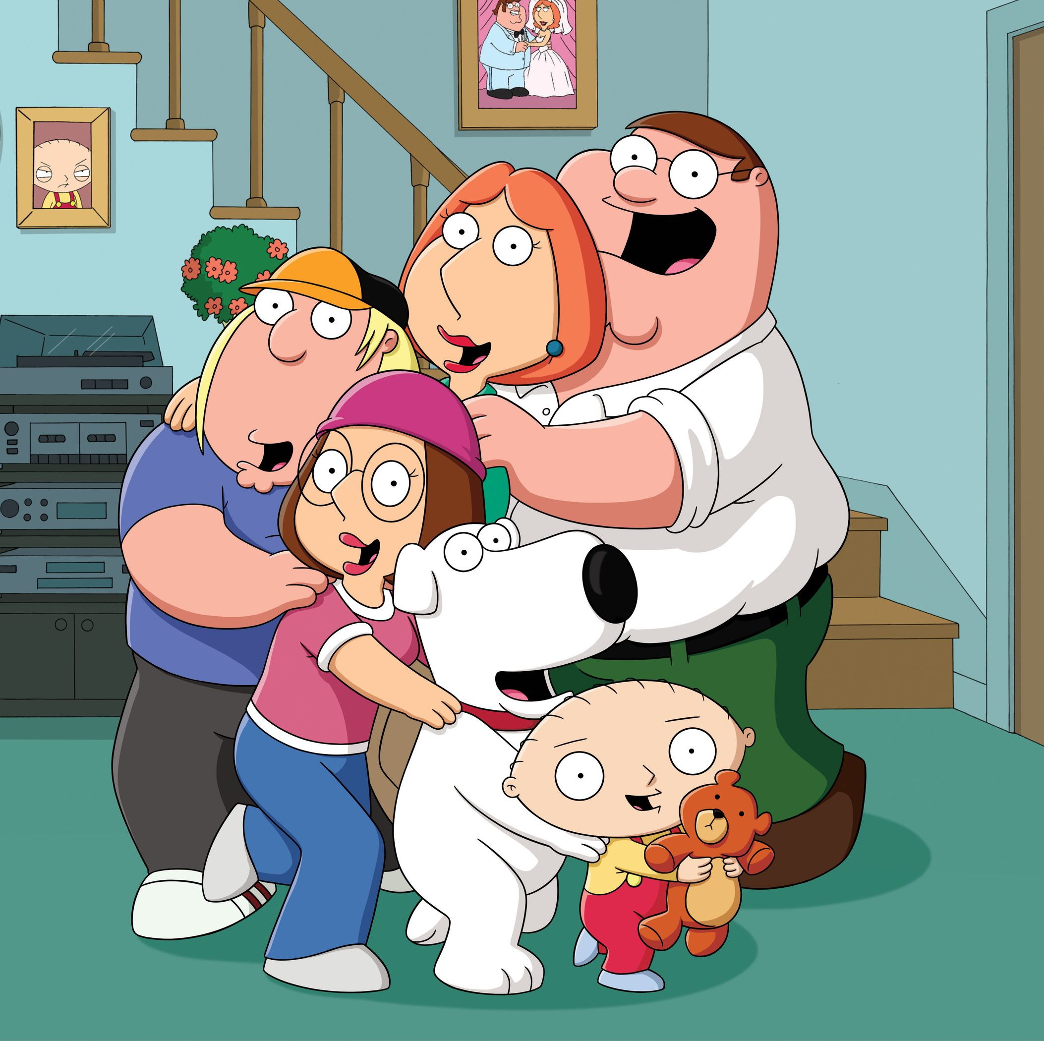 Exclusive: Family Guy actor Patrick Warburton reveals the episode he refused to film as it was too offensive