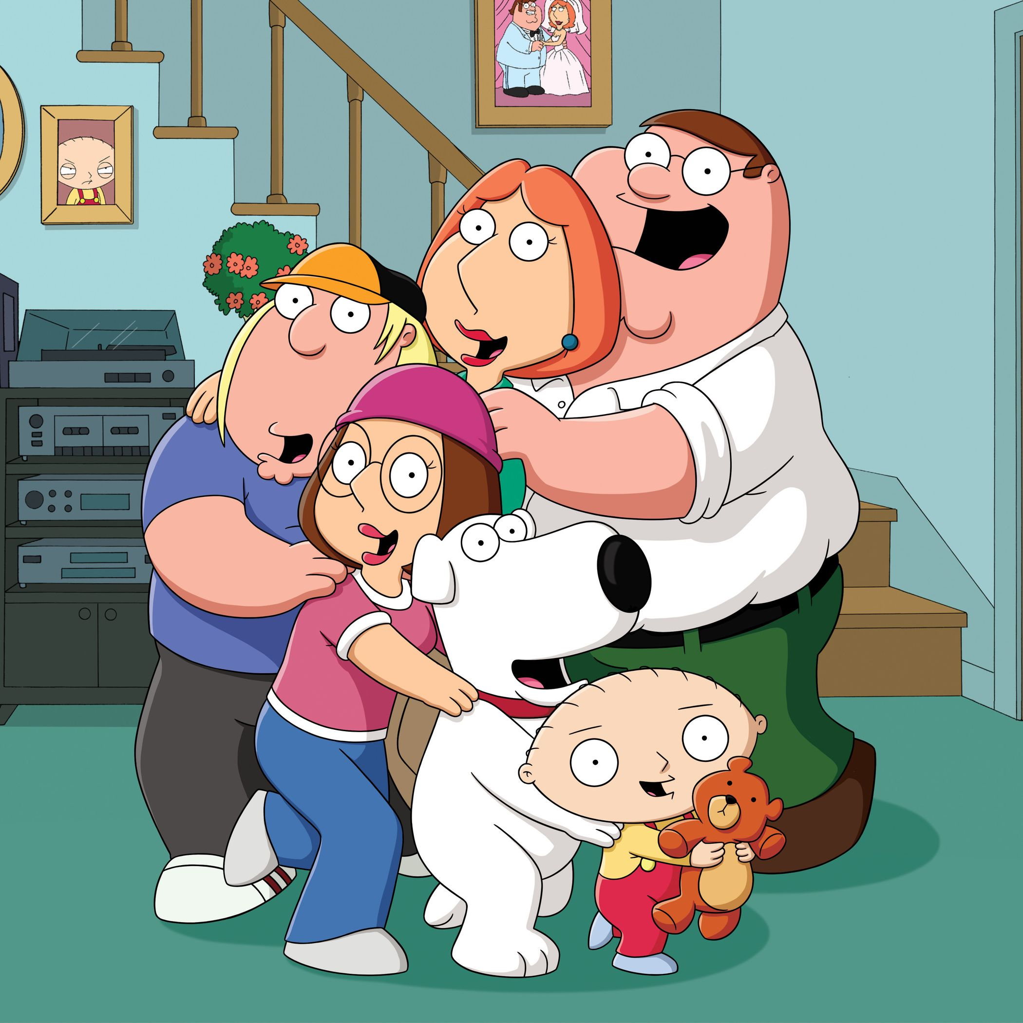 The fates of Family Guy and Bob's Burgers are revealed by Fox