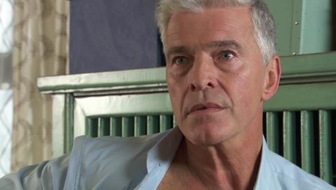 Hollyoaks killer Mac Nightingale caught out by Jack Osborne