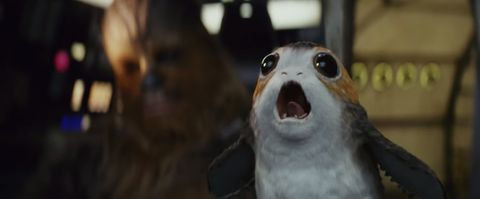 Star Wars Wants You To Get Your Porg On With New Star Wars The Last