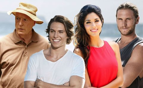 Ricky and John in 2019 t Home and away