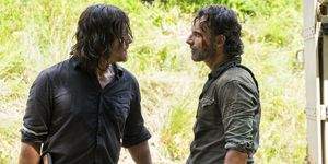 'The Walking Dead' season 8: Daryl and Rick