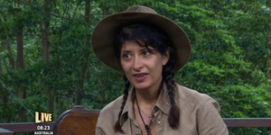 Shappi Khorsadi I'm a Celebrity eviction