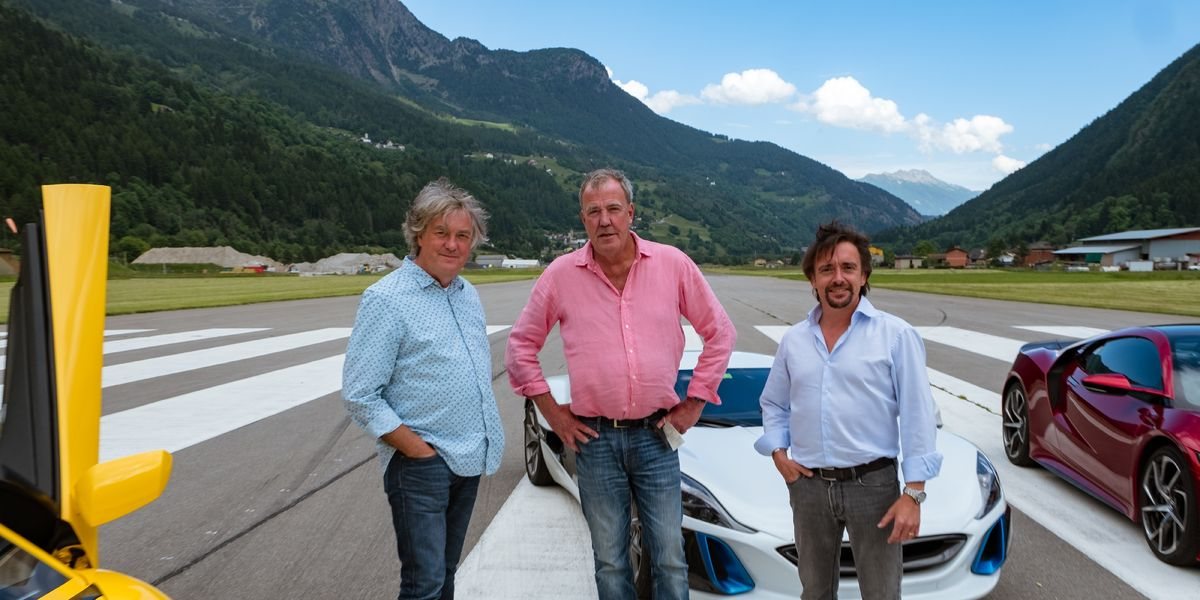 the grand tour season 2 on amazon prime release date trailer and everything you need to know. Black Bedroom Furniture Sets. Home Design Ideas