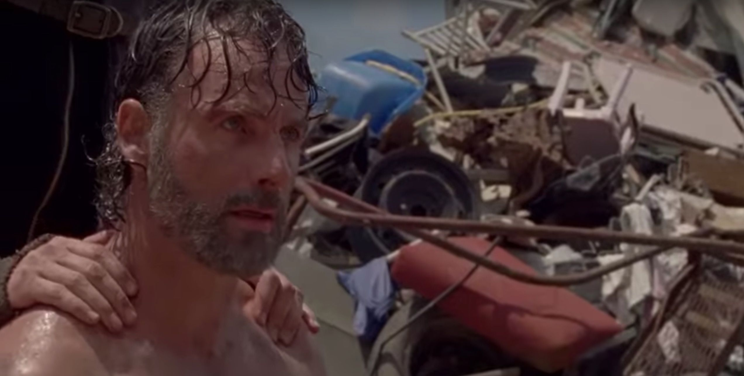 Nude andrew lincoln Hot Andrew
