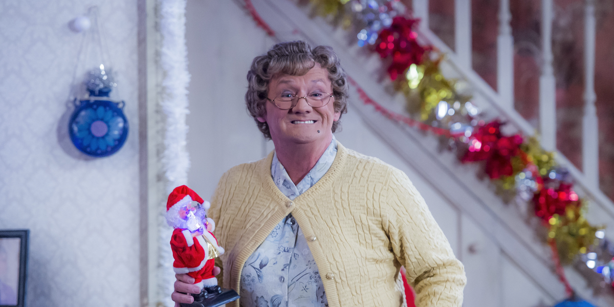 Mrs Brown's Boys boss Brendan O'Carroll says show is 'number one comedy in Jamaica'