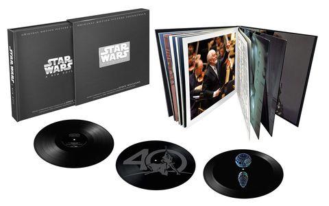 Star Wars A New Hope vinyl boxset