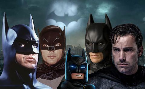 Who is the best Batman Actor
