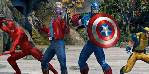 Video game Marvel Heroes is shutting down earlier than expected