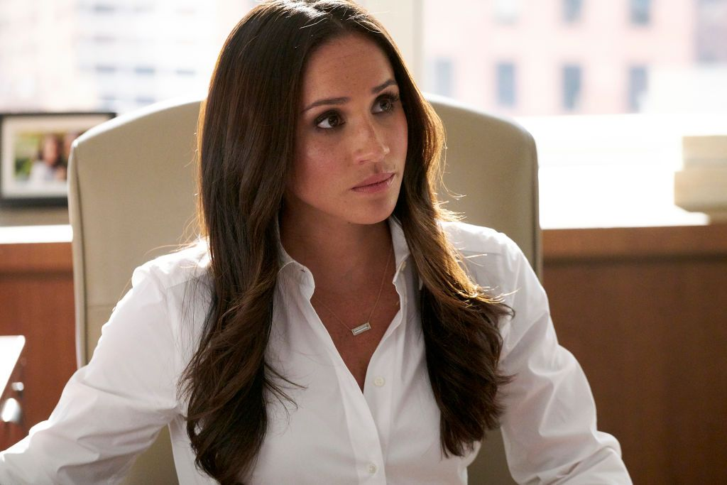 meghan markle s former show suits confirms it is ending without her with season 9 meghan markle s former show suits