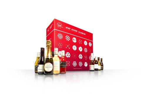 Virgin Wines Advent Calendar.Virgin Wines Launches Wine Advent Calendar Advent Calendars 2017