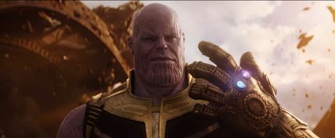 The Avengers: Infinity War VFX team just made Thanos's