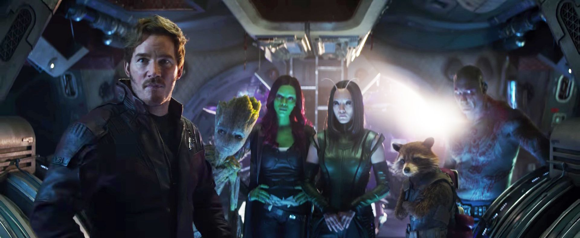 How the Guardians of the Galaxy fit into Avengers: Infinity War