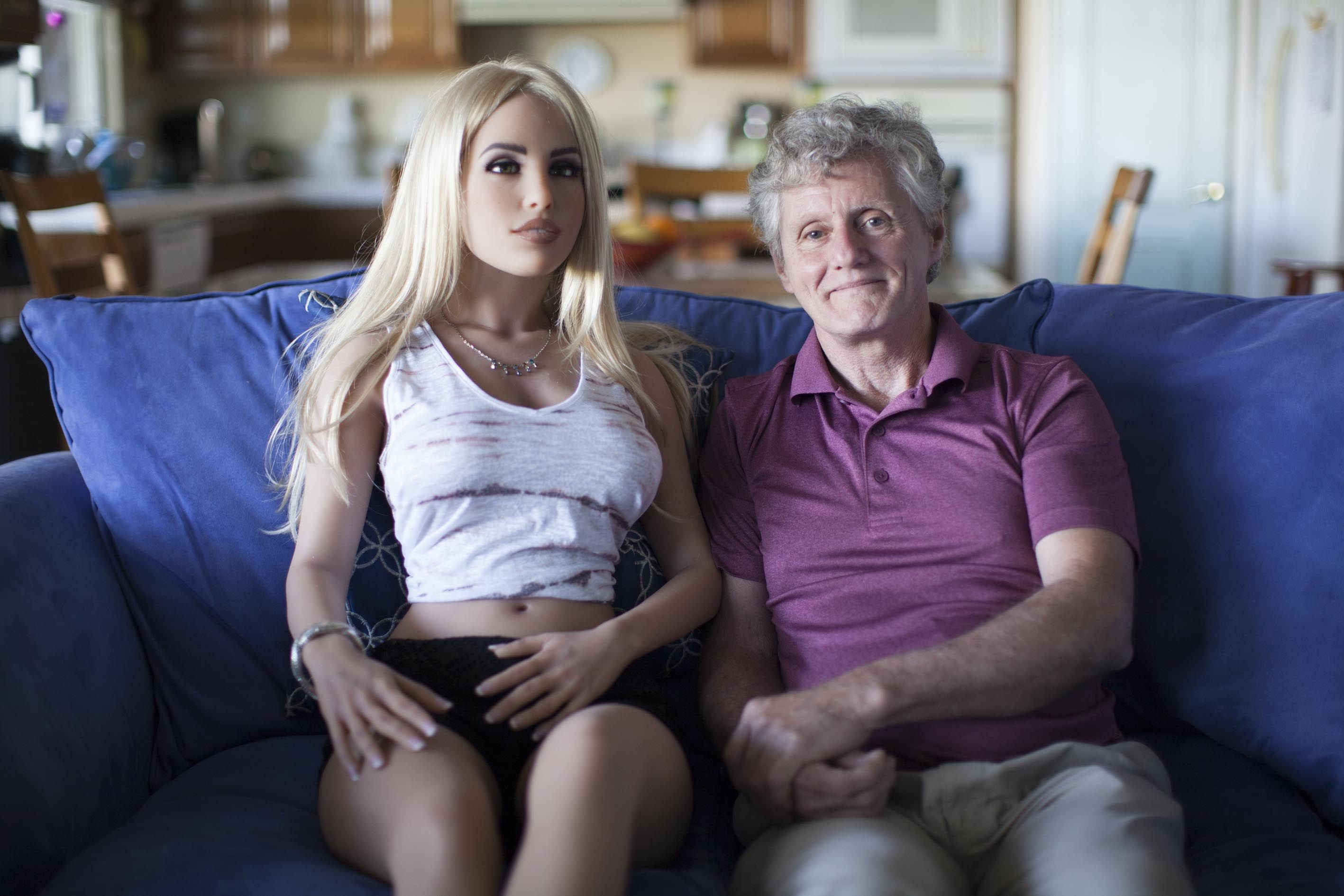Channel 4's The Sex Robots are Coming documentary sparked a big robot v human debate