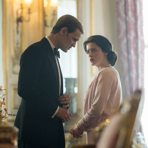 The Crown's Claire Foy and Matt Smith reunite for their next project