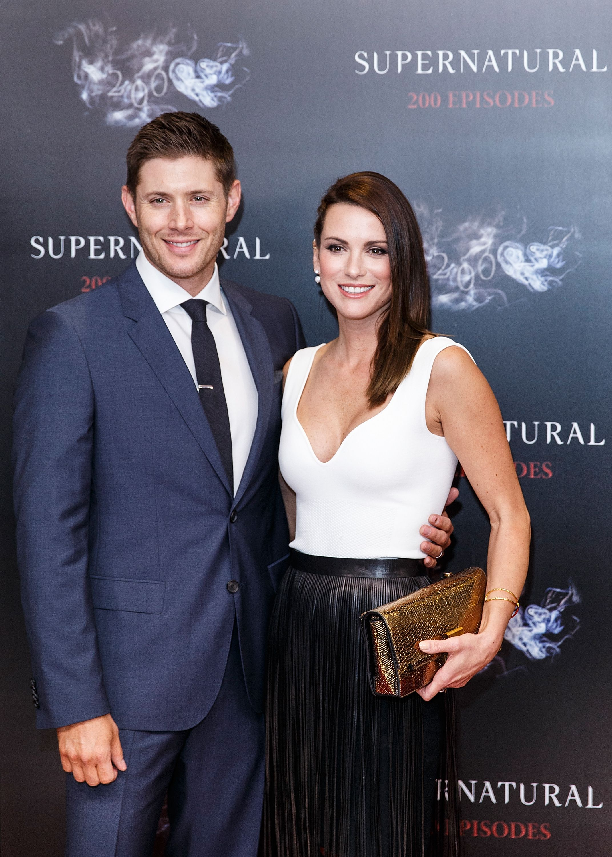 Supernatural casts Jensen Ackles's wife Danneel as Lucifer's latest