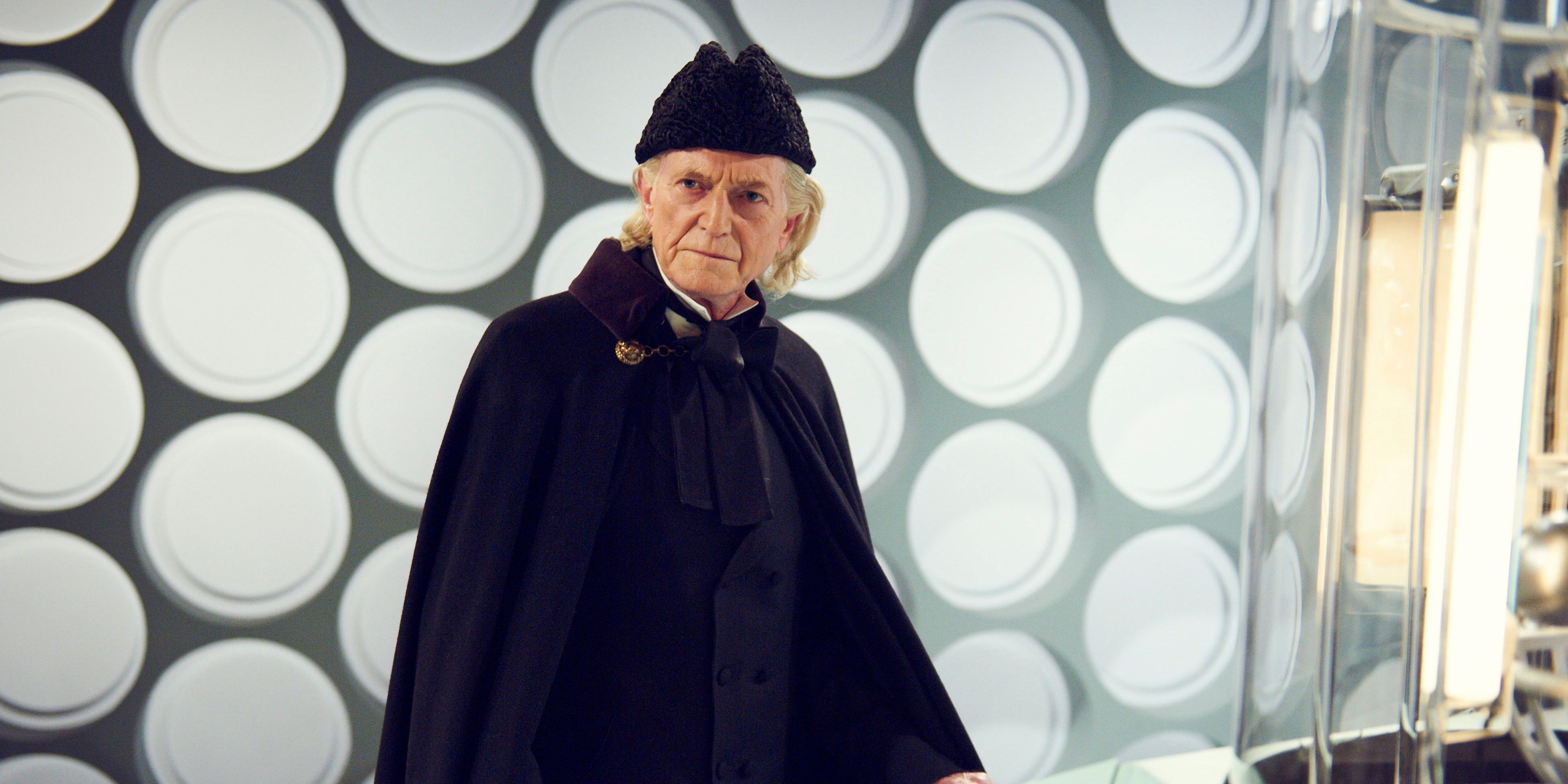 David Bradley in 'An Adventure in Space and Time'