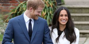 Prince Harry, Meghan Markle announce engagement in the Sunken Garden, Kensington Palace