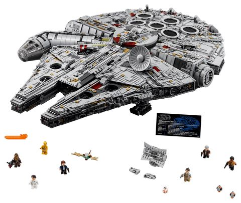 """<p>Fan-demand for this pricey Ultimate Collector Series beauty was so high that Lego immediately sold out. This eye-wateringly huge set (the biggest <em data-redactor-tag=\em\"""" data-verified=\""""redactor\"""">ever</em> from the brick specialists) contains 7"""