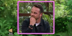 I'm A Celebrity - Ant McPartlin's watch covered up