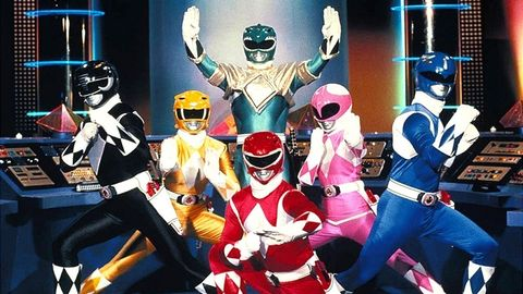 'Mighty Morphin' Power Rangers'