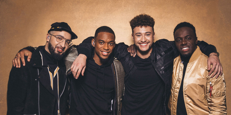 Rak-Su, X Factor 2017 winners