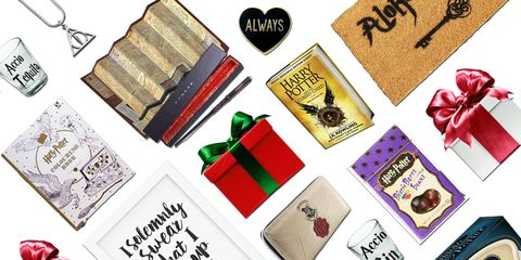 Harry Potter Christmas Gifts.Harry Potter Christmas Gift Guide