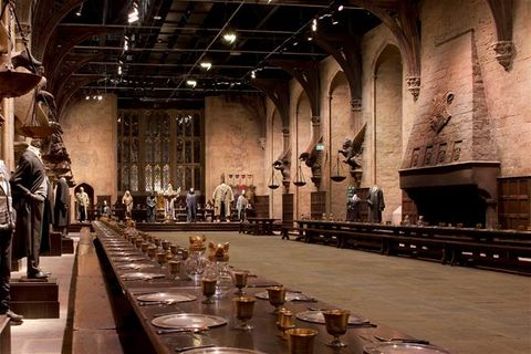 harry potter, warner bros studio tour