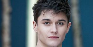 Aedan Duckworth as Oliver in Hollyoaks