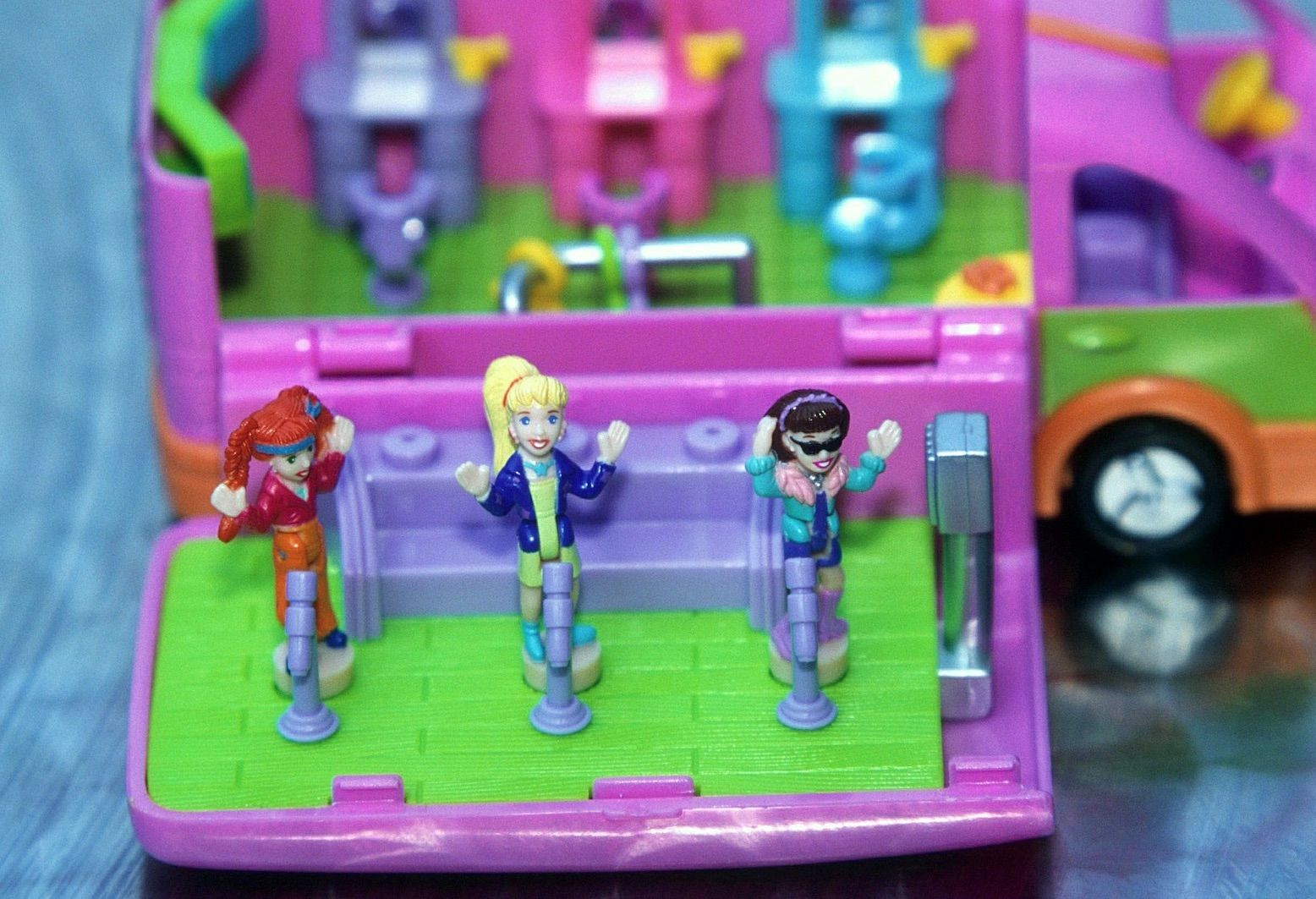 Original Polly Pocket Dolls Are Now Worth a LOT of Cash