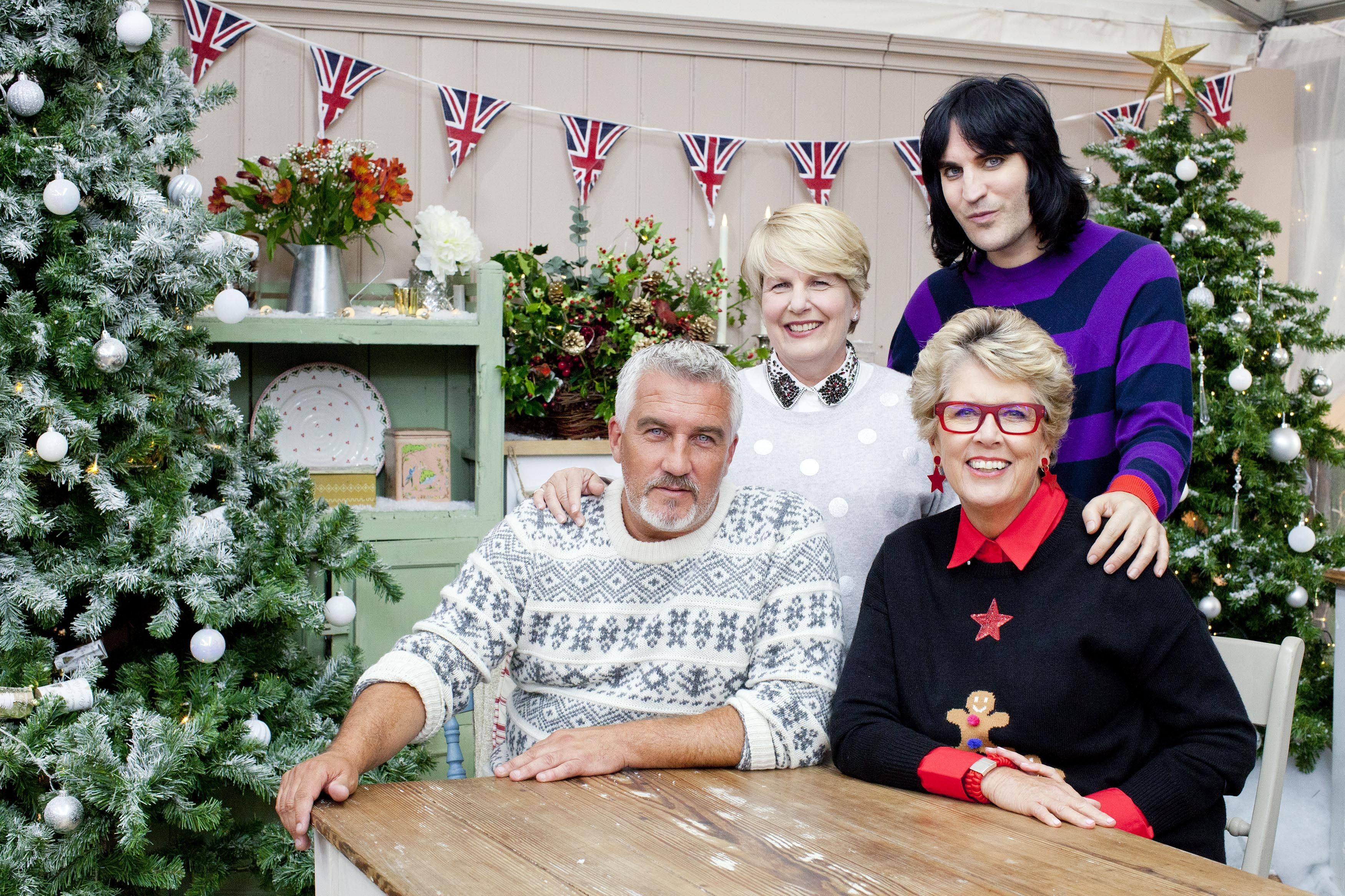 2021 Christmas Bake Off The Great Christmas Bake Off Details Have Been Revealed