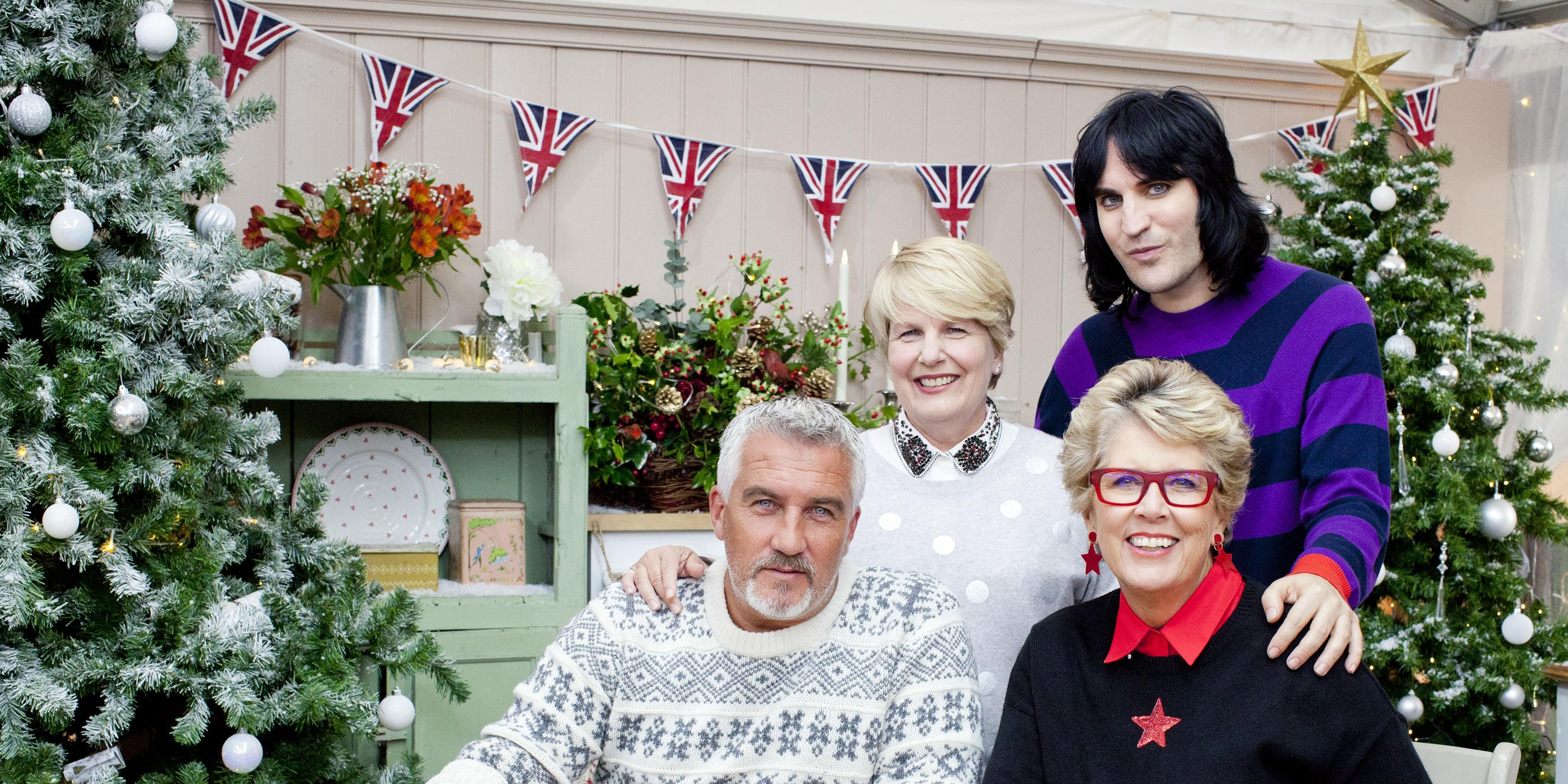 'The Great Festive Bake Off'