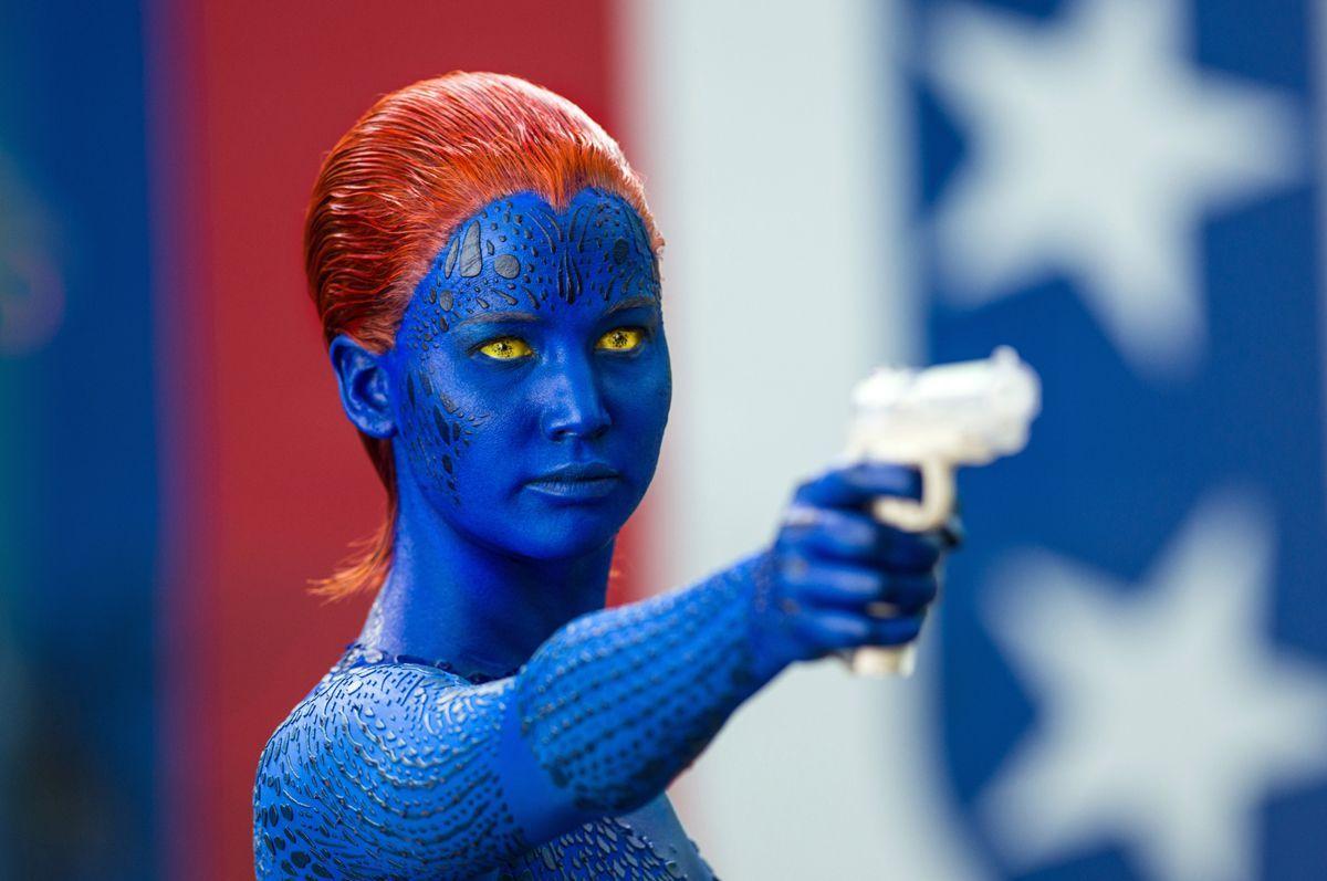 X-Men reveals Easter egg about Jennifer Lawrence's Mystique Characters