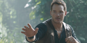 Owen Grady in Jurassic World: Fallen Kingdom