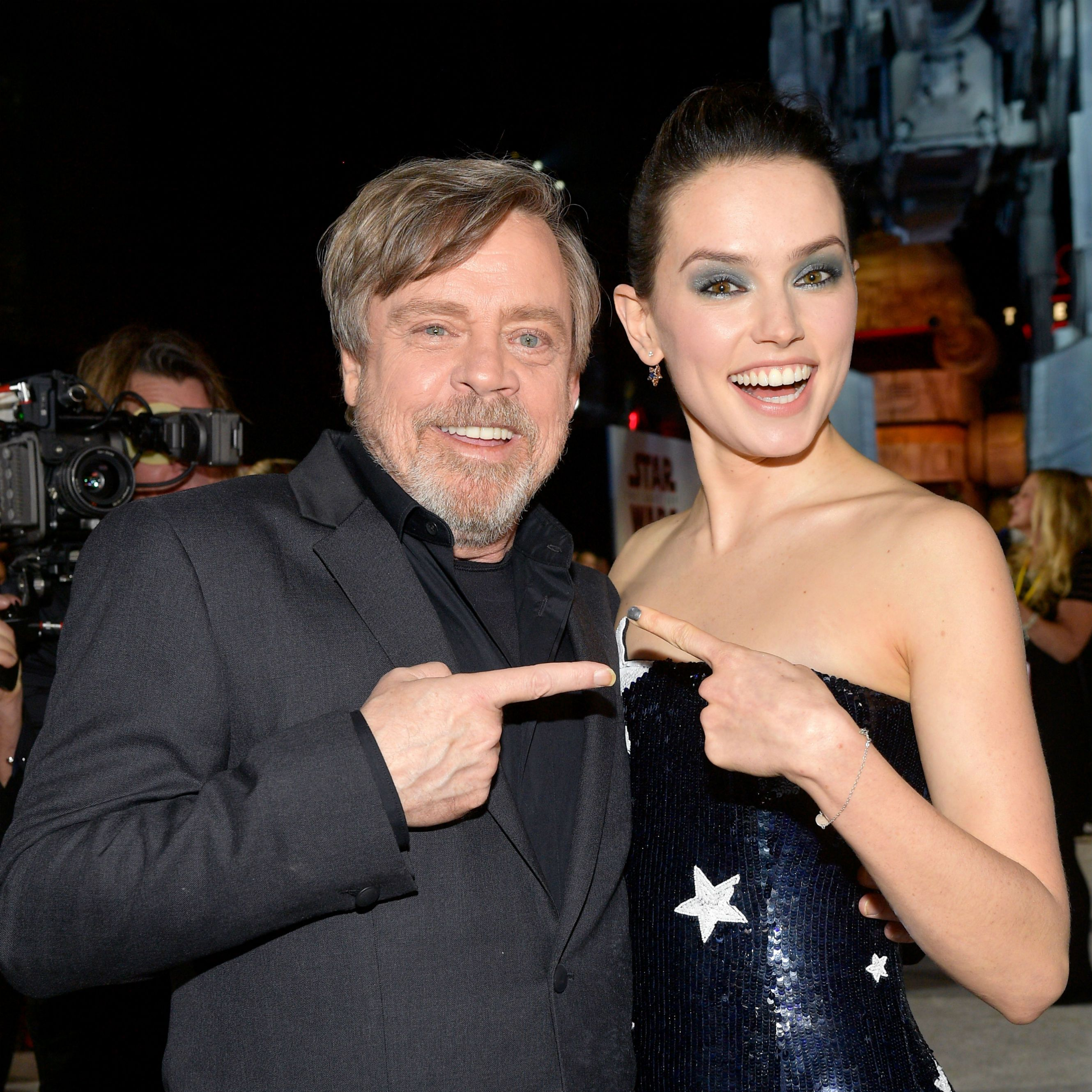 Star Wars' Mark Hamill says Disney is not happy about him teasing fans