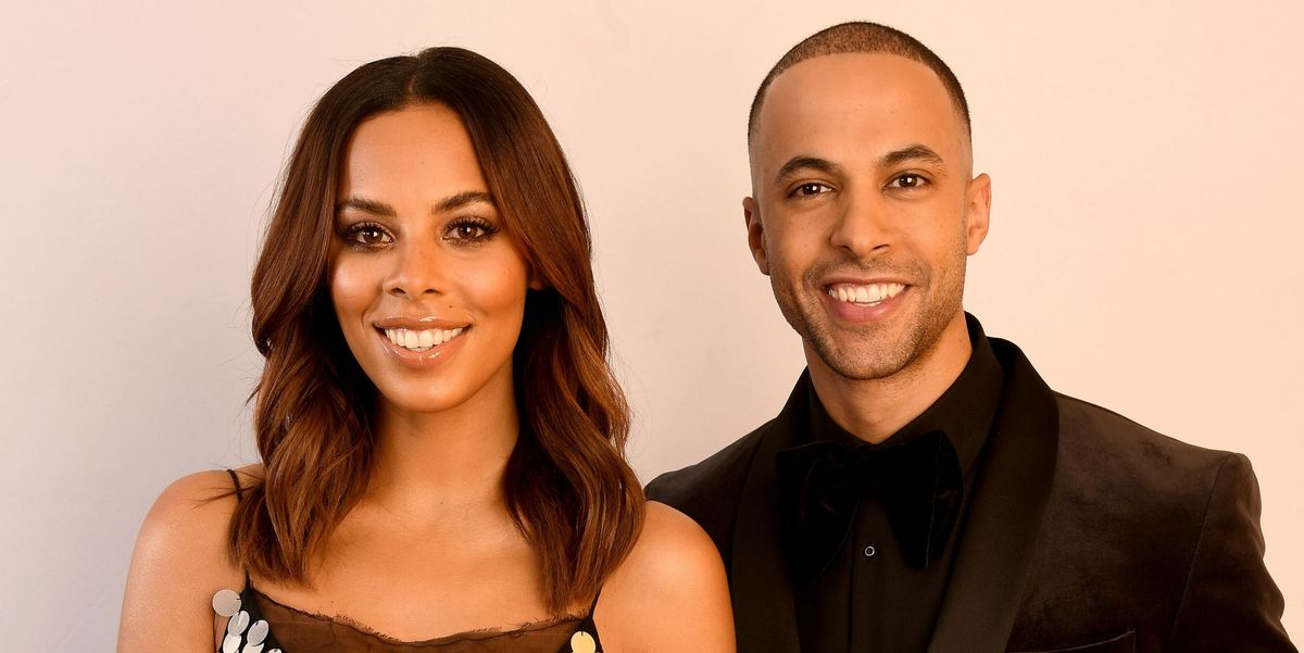 Marvin And Rochelle Humes Welcome Third Child And Reveal His Name