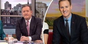 Piers Morgan, Dan Walker, BBC Breakfast feud