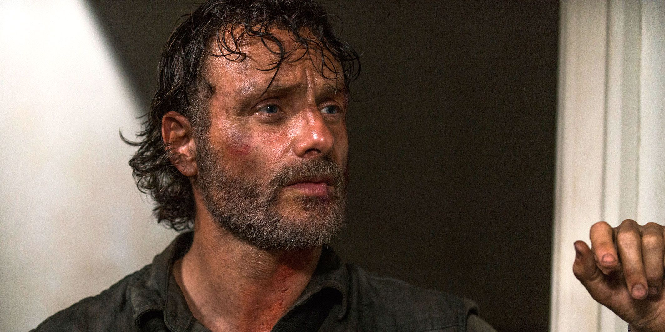 Rick Grimes, The Walking Dead, Season 8