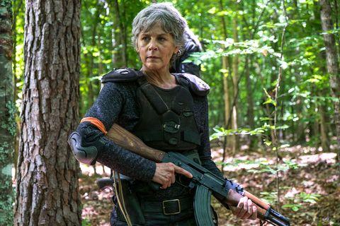 Carol, The Walking Dead, Season 8