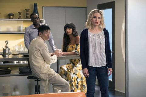 Why The Good Place really need to drop its romantic storylines