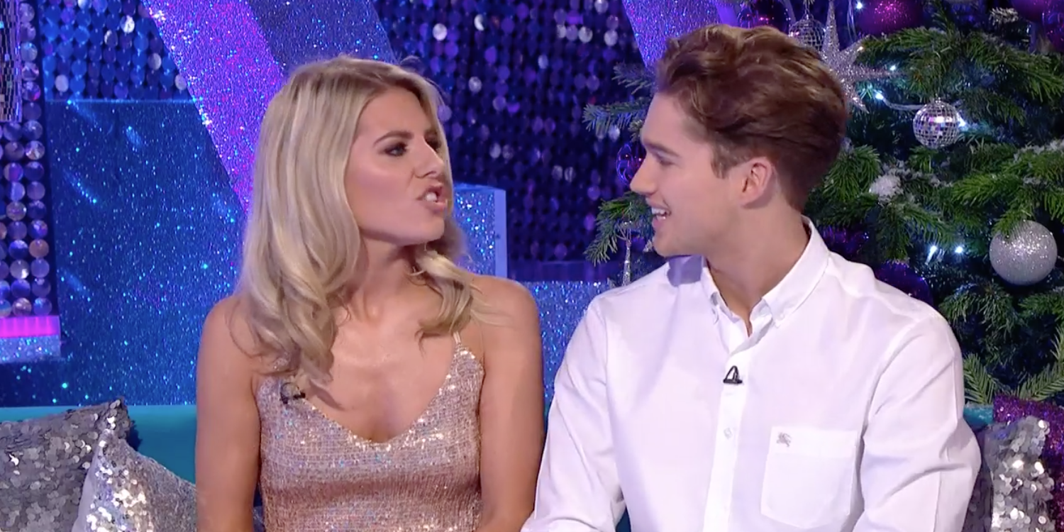 Mollie King and AJ Pritchard on Strictly: It Takes Two 12/11