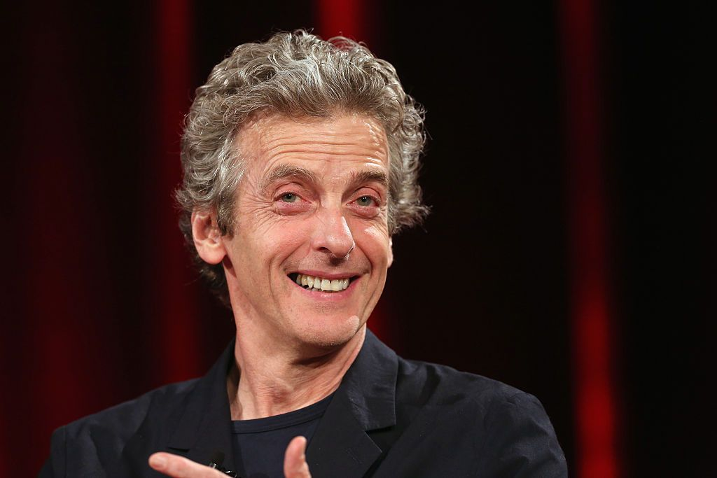 Doctor Who's Peter Capaldi and Mark Gatiss reuniting for BBC Christmas special