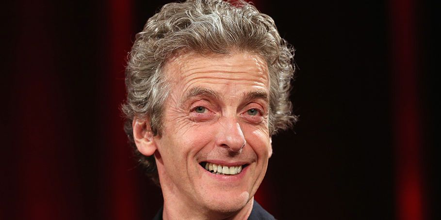 The Suicide Squad first-look photo offers new look at Doctor Who's Peter Capaldi