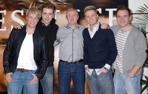 Westlife star Shane Filan rules out any reunion with Brian